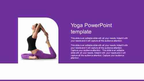 yogapowerpointtemplatemodel