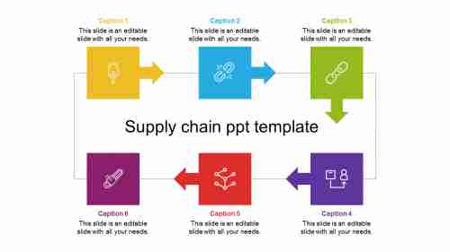 supply%20chain%20ppt%20template%20arrow%20model