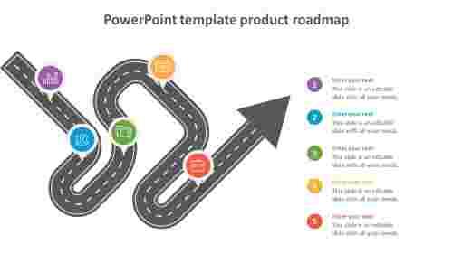 powerpointtemplateproductroadmapmodel