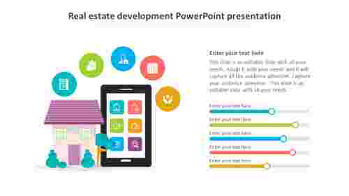 Simple real estate powerpoint presentation examples