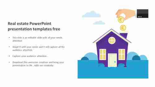real estate powerpoint presentation templates free model