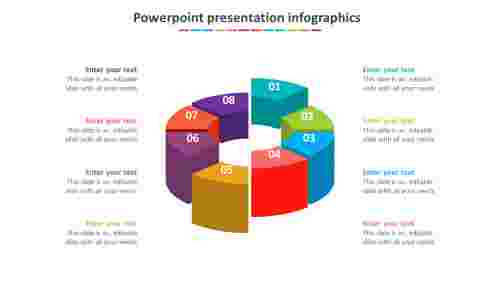 powerpoint presentation infographics template design