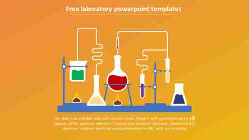 free laboratory powerpoint templates design