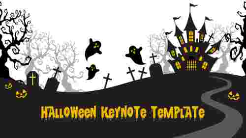 halloween keynote template