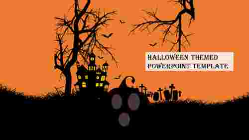 halloween themed powerpoint template