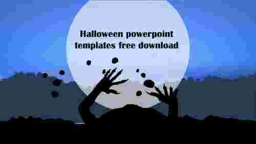 HalloweenPowerPointtemplatesfreedownload