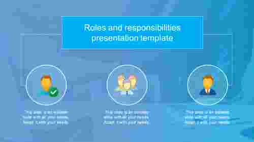 roles and responsibilities presentation template