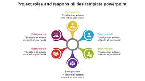 project roles and responsibilities template powerpoint