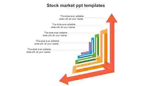 stock market ppt templates