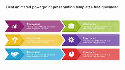 The best animated powerpoint presentation templates free download