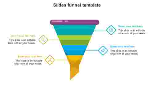 google slides funnel template PowerPoint