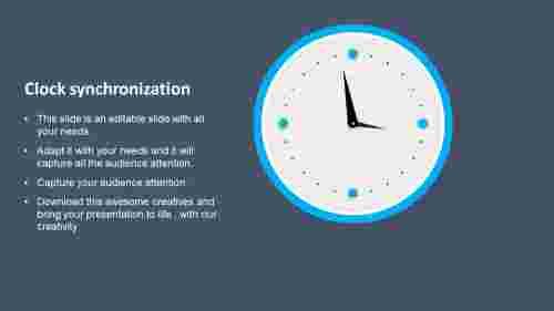 Clock%20Synchronization%20PPT%20Design%20Templates