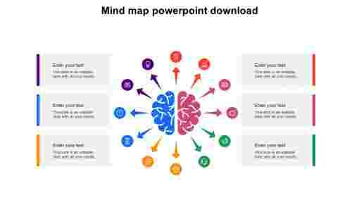 mindmappowerpointdownloadmodel