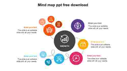 mind map ppt free download