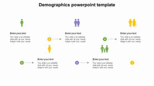 demographics powerpoint template