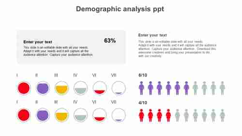 demographic analysis ppt