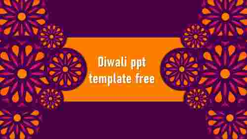 diwali ppt template free