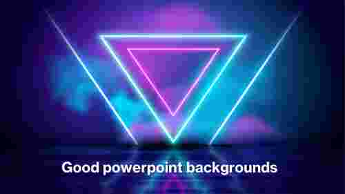Triangledesigngoodpowerpointbackgrounds