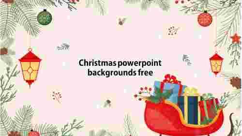christmaspowerpointbackgroundsfreeslide