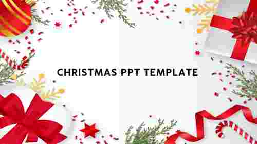 Attractive%20Christmas%20PPT%20Template%20Slide%20Design