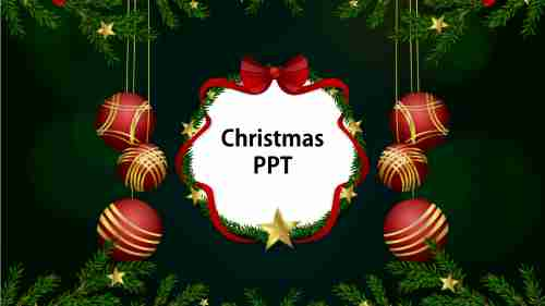 Our%20Predesigned%20Christmas%20PPT%20Template%20Presentation