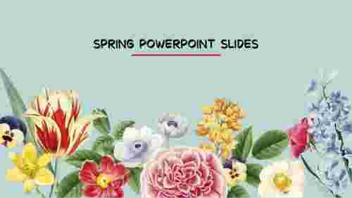 springpowerpointslidestemplate
