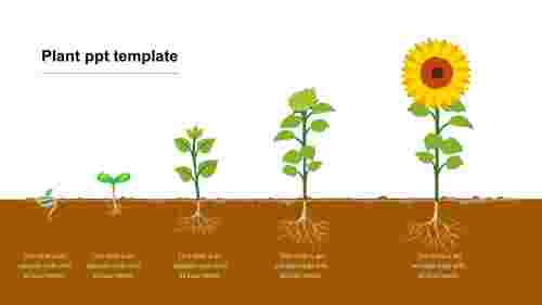 plant ppt template