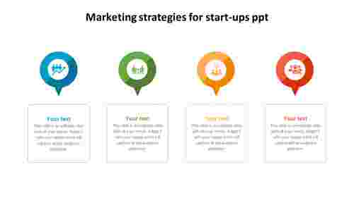 marketing strategies for startups ppt