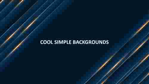 cool simple backgrounds model
