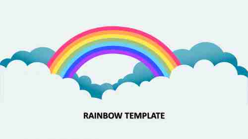 rainbowtemplatepresentation