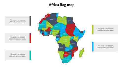 africaflagmaptemplate