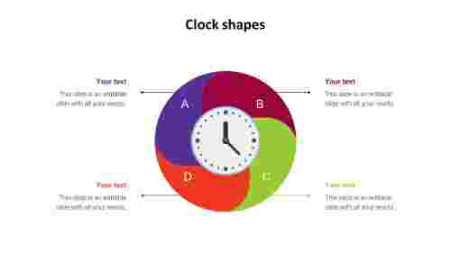 Creative%20Clock%20Shapes%20PowerPoint%20Template%20Designs