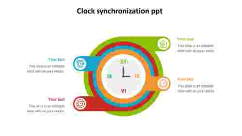 clocksynchronizationpptdesign