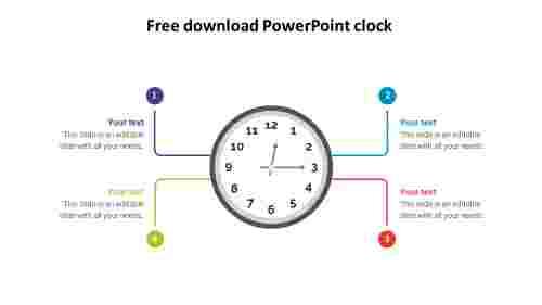 freedownloadpowerpointclockslide