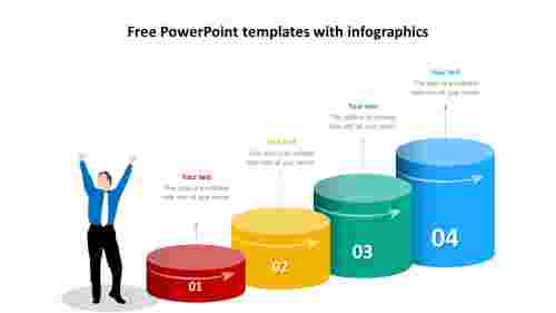 freepowerpointtemplateswithinfographicsmodel