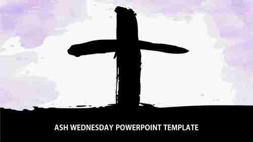 Enticing%20Ash%20Wednesday%20PowerPoint%20Template