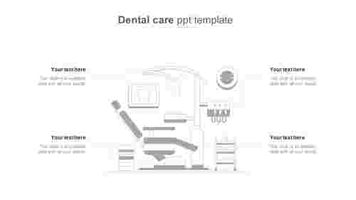 Dental care ppt template