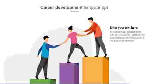 career%20development%20template%20ppt%20design
