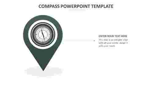 compasspowerpointtemplateslide