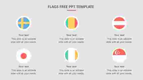 flagsfreeppttemplatedesign