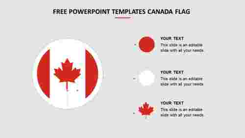 Use%20free%20powerpoint%20templates%20canada%20flag%20