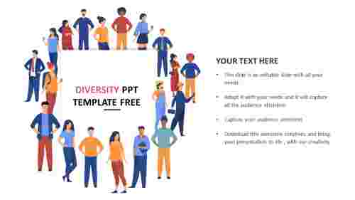 diversity ppt template free