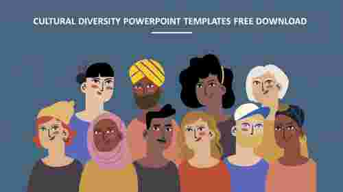 cultural diversity powerpoint templates free download