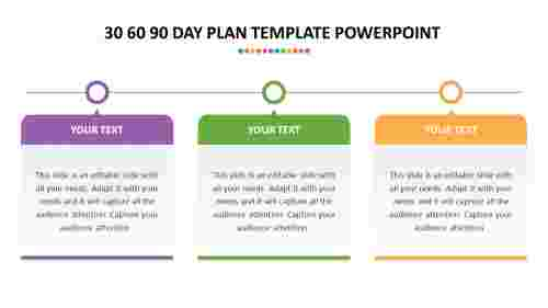 30%2060%2090%20Day%20Plan%20Template%20PowerPoint%20PPT%20Templates