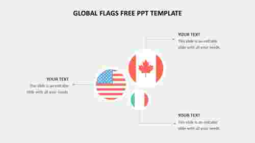 globalflagsfreeppttemplatedesign