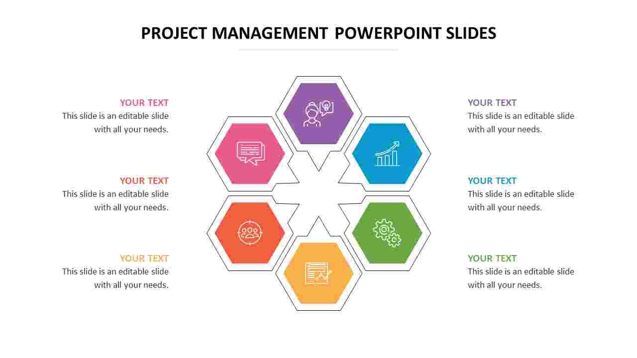 project%20management%20powerpoint%20slides-Hexagonal%20design