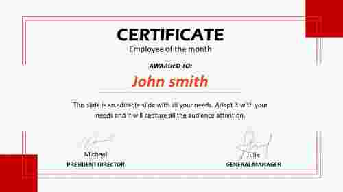 certificate ppt background