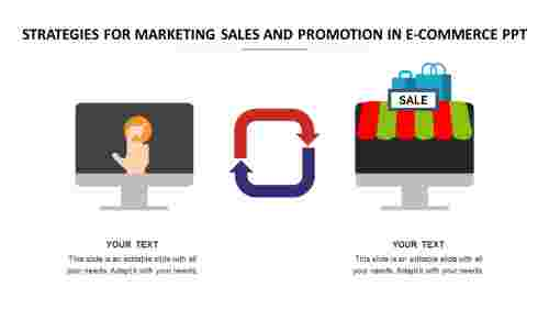 strategies for marketing sales and promotion in e-commerce ppt