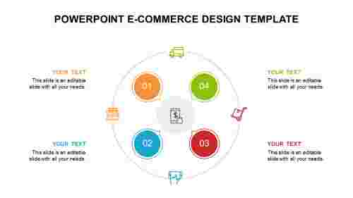 powerpoint e-commerce design template