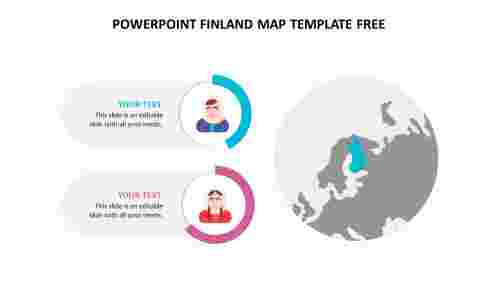 Model%20PowerPoint%20Finland%20map%20template%20free%20